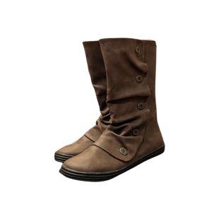 Blowfish Rammish Brown Boots Size 8